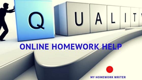 Get High-Quality & Cheap Online Assignment Help